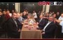 AK Parti Gönül Yemeğinde buluştu