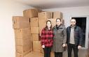 Akçakoca Belediyesinden Elazığ'a yardım kampanyası