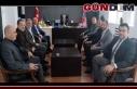 TSO, yeni Emniyet müdürü Çelik'i ziyaret...
