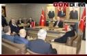 YILMAZ'DAN, MHP'YE NEZAKET ZİYARETİ