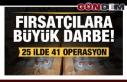 Koronavirüs fırsatçılarına operasyon! 71 kişi...