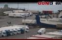 Ukrayna'dan gelen 17 tır şoförü gözlem altına...