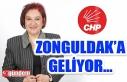 CHP KADIN KOLLARI GENEL BAŞKAN ADAYI KULAKSIZ ZONGULDAK'A...