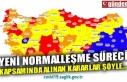 YENİ NORMALLEŞME SÜRECİ KAPSAMINDA ALINAN KARARLAR...