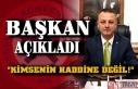Zonguldak Belediye Başkanı Dr. Ömer Selim Alan'dan...
