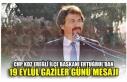 CHP KDZ.EREĞLİ İLÇE BAŞKANI ERTUĞRUL'DAN 19...