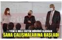 YENİ İL MİLLİ EĞİTİM MÜDÜRÜ ALDOĞAN SAHA...