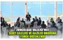 ZONGULDAK VALİLİĞİ'NCE ŞEHİT AİLELERİ VE...