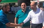 Bilal Erdoğan ÇEBİ Grubu ziyaret etti!