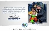 Başkan Uysal'ın Kurban Bayramı Mesajı!..