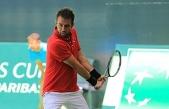 Ünlü tenisçi, Zonguldak'a geliyor