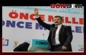 Zeki Tosun'dan Zonguldak halkına teşekkür