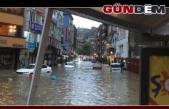 Zonguldak sular altında kaldı!