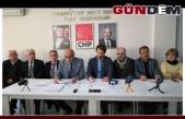 CHP ilçe baskanı Posbıyık'a sahip çıktı