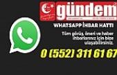 Gündem Gazetesi WhatsApp Haber Hattı