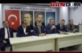 AK Parti'den bilgilendirme toplantısı