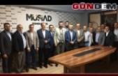 VALİ BEKTAŞ MÜSİAD ÜYELERİ İLE 'DOST MECLİSİ'NDE BULUŞTU