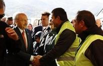 CHP Lideri Kılıçdaroğlu, Saltukova'da vatandaşlarla buluştu