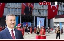 Türkmen, Gençlik ve Spor Bayramını kutladı