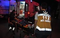 Gondoldan düşen çocuk yaralandı!..
