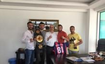 Türkseven'den sporculara destek