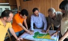 Akçakoca'da yenilenen yol şebeke planları teslim alındı