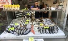 Tezgahlarda balık fiyatları düşmüyor!