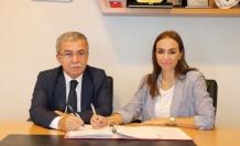 Onaylanan proje sözleşmeleri imzalandı