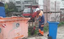 Akçakoca'da temizlik çalışmaları hız kesmiyor