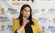 """AK Parti Genel Başkan Yardımcısı Sarıeroğlu: """"Zor bir dönemi geride bıraktık"""""""