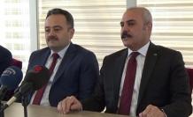 AK Parti'nin Karabük adayı Burhanettin Uysal