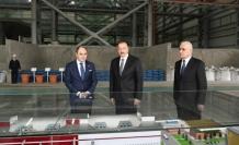 Kardeş ülke Azerbaycan'a Karabük'ten ilk modern tesis