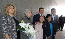 Eski Başbakan Ahmet Davutoğlu, Karabük'te