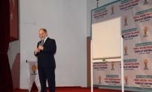 Eski Sağlık Bakanı Akdağ Karabük'te