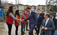 Bakan Yardımcısı Aksu, bakanlık kuruluşlarını gezdi