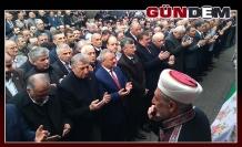Anne Erdoğan, Dualarla toprağa verildi
