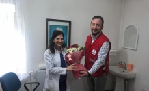 Kızılay 14 TIP Bayramını kutladı