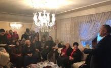 MHP'li başkan adayı Bıyık her gün yüzlerce kişiyle görüşüyor