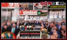 06 Nisan 2019 Cumartesi Gündem Gazetesi