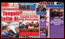 18 Nisan 2019 Perşembe Gündem Gazetesi