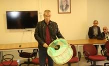Karabük'te davulcular sınavdan geçti