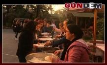 Yayla'dan geleneksel iftar programı