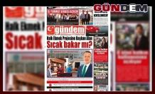 13 TEMMUZ 2019 CUMARTESİ GÜNDEM GAZETESİ