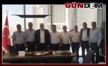 GMİS'ten Türk-Metal Sendikasına ziyaret