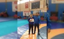 Zonguldaklı sporcu milli takım kampına davet edildi