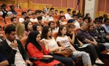 Bartın Üniversitesi, uluslararası öğrencilerine 'hoş geldiniz' dedi