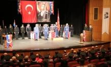 Bartın'da 1999/3 erler için yemin töreni düzenlendi