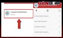 EREĞLİ BELEDİYESİ 'E-DEVLET KAPISI'NDA