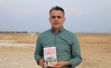 Gazeteci Yavuzaslan'ın 'Bir Adım Ötesi Suriye' adlı kitabı yayınlandı