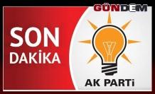 AK Parti Kozlu'da süreci başlattı